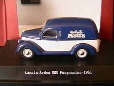 LANCIA ARDEA 800 FURGONCINO 1951 GELATI MOTTA STARLINE 530637 1/43 FOURGON ICE