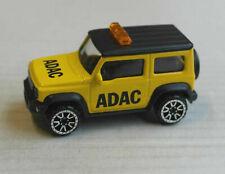 Majorette Suzuki Jimny GJ gelb ADAC Automobilclub Geländewagen Auto Car yellow