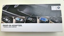 REDUCED: GENUINE BMW iphone 4 Mobile Phone CAR CRADLE SNAP IN ADAPTER