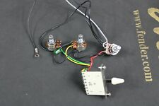 NEW MINT Fender Squier Standard Stratocaster POTS & 5-Way SWITCH