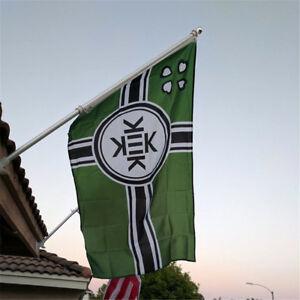 National Flag Of The Republic Of Kekistan 3*5Ft Kekistani Kek Flag