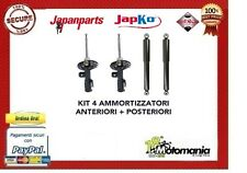 KIT 4 AMMORTIZZATORI A GAS ANT+POST OPEL CORSA C CC 1.0 1.2 1.3 1.7 2000 A 2009