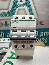 A9f55350 Acti9 Ic60h 3p 50a D Miniature Circuit Breaker Schneider Electric New