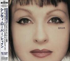 CYNDI LAUPER Shine - The Album RARE JAPAN CD OBI EICP 358 13 tracks!