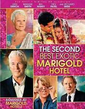 Blu-ray: The Second Best Exotic Marigold Hotel (+ Slip Cover, 2015) New