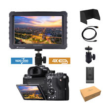 Lilliput A7s 7-inch 1920x1200 DSLR Mirrorless Camera Field Monitor 4K HDMI SONY