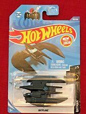 🦇2020 Hot Wheels #56 DC Batman The Animated Series Batplane 🦇