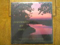 Marion Martin - Somewhere My Love - 1973 Doxx LPS 3333 Vinyl LP MINT - SEALED!!!