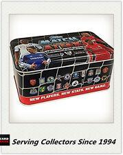 2011-12 Topps Match Attax EMPTY Metal Tin x 20tin--380 Card Storage+Post Soccer
