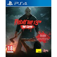 Friday The 13th The Game Ps4 PlayStation 4