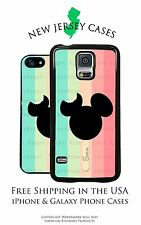 Disney Personalized Mickey Popsicle Bite Apple, Samsung, LG, Google Phone Case