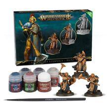 Warhammer - Stormcast Eternals + Paint Set cod. 60-10-04 NUOVO SIGILLATO