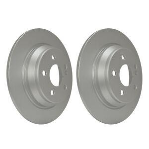 Rear Brake Discs 300mm Mercedes W220 S320 350 430 500 2204230112