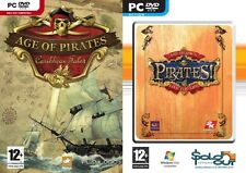 Age of Pirates Caribbean Tales & sid meiers pirates