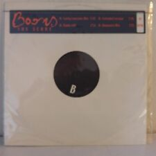 "Boons – The Score (Vinyl, 12"", Maxi 45 Tours, Promo)"