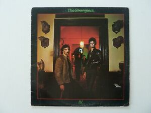 The Stranglers IV Rattus Norvegicus Record Vinyl Lp Rare Oz Pressing Liberty