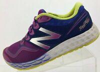 New Balance Zante Fresh Form Running Shoes Purple Training Sneakers Womens 6.5