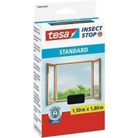 tesa® Insect Stop Fliegengitter 55680 STANDARD für Fenster Insektenschutz
