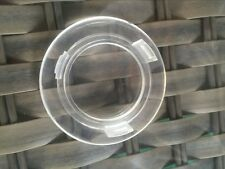Patio Umbrella Table Ring(45mm)-Table Hole50mm & Plastic Cover