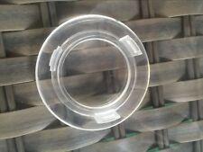 Patio Umbrella Table Ring(45mm)-Hole50mm & Plastic Cover