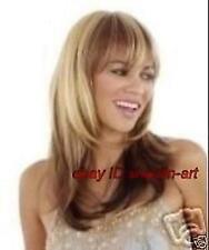 Wigs,blond brun longue bonne santé cosplay Costume cheveux perruques
