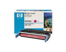 Genuine HP C9723A Magenta LaserJet Toner Cartridge 641A Brand New