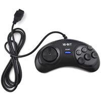 16-Bit Sega Mega Drive / MegaDrive 2 / Master System Controller Gamepad