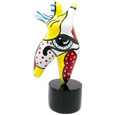 Molly Figur groß - Hommage an Niki de Saint Phalle - 26 cm Nana dicke Frau 20093