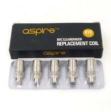 5PCS Authentic1.8ohm Aspire BVC Clearomizer Replacement Coil
