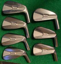 Callaway Golf Prototype Blades 4-P Iron Set Of Heads Only RH Standerd Lie ..R..