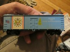 Vintage LIFE-LIKE TRAINS HO Scale Bicentennial 1776 New Hampshire Car