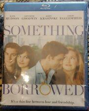 Something Borrowed Movie Blu Ray Disc New Sealed Kate Hudson Romantic Comedy Nip