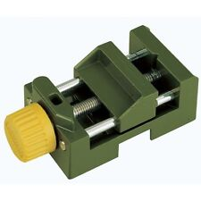 Green 1.34-in Jaw Die-Cast Zinc Precision Machine Vise for Drill Machines