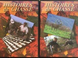 """ LA CHASSE "" LOT 2 DVD NEUF - Cerf, Petits gibiers, Battue de canards"