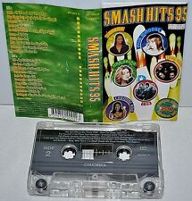 SMASH HITS 95     - Various Artists -                              Cassette Tape