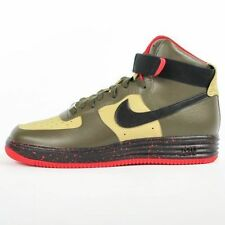 Men's Nike Lunar Force 1 High Premium Shoes (616767-700) SZ: 9 (27cm)