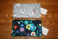 Vera Bradley Iconic Checkbook Cover for tote cross body backpack purse hipster
