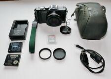 Panasonic LUMIX DMC-LX7 10.1MP Digital Camera - Black