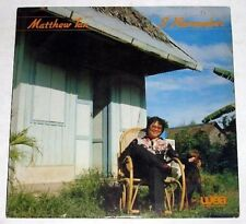 Imported MATTHEW TAN I Remember LP Record