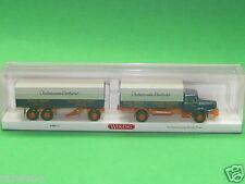 1:87 Wiking 048003 Pritschenlastzug (Krupp Titan) Blitzversand per DHL-Paket