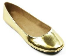 Womens Ballet Flat Comfort Classic Slip On Loafers Ballerina Shoes Color NEW