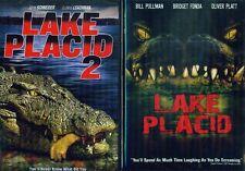 LAKE PLACID 1-2-3: Giant Killer Crocodiles - Widescreen NEW 3  DVD