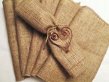 Set Tablecloth Burlap Natural Napkins 20 X 20 Inch (10 Units) By Broward Linens