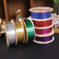 1x Lace Roll DIY Washi Decorative Sticky Ribbon Masking Tape Self Adhesive FO