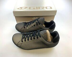 Giro Republic LX Dark Shadow Reflective Cycling Shoes Men's 39 EU 6.5 US New in