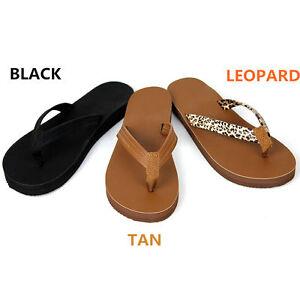 NEW Women's Summer Comfort Casual Thong Flat Flip Flops Sandals Slipper Shoes