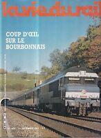 LA VIE DU RAIL ET DES TRANSPORTS ANNEE 1981 . N° 1824
