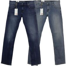 Mustang Chicago Tapered Jeans Trousers Men's Comfort Fit W 31