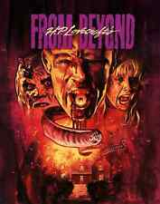 From Beyond - Blu-Ray - Uncut - Special Edition - Stuart Gordon