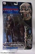 Neca Reel Toys Hellraiser cirujano serie 2 figura de acción (sellado) - película de terror